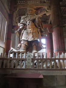 Statue of Koumokuten
