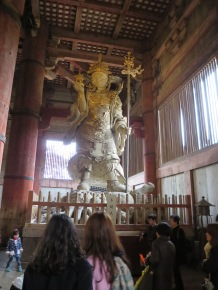 Statue of Tamonten