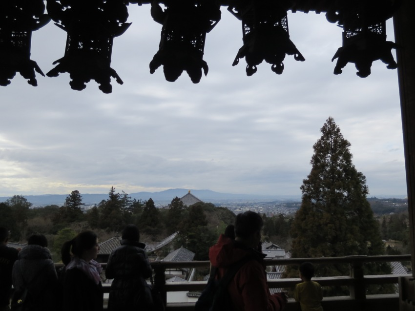 Great views of Nara!