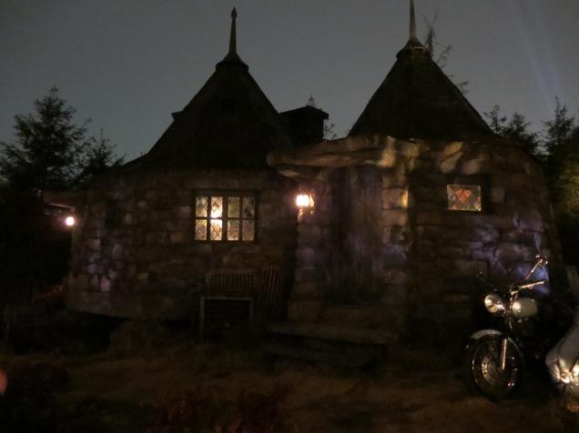 Hagrid's hut