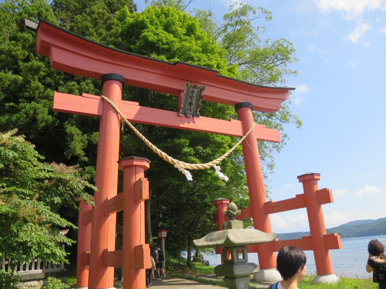 御朱印第6番ー宇賀神社