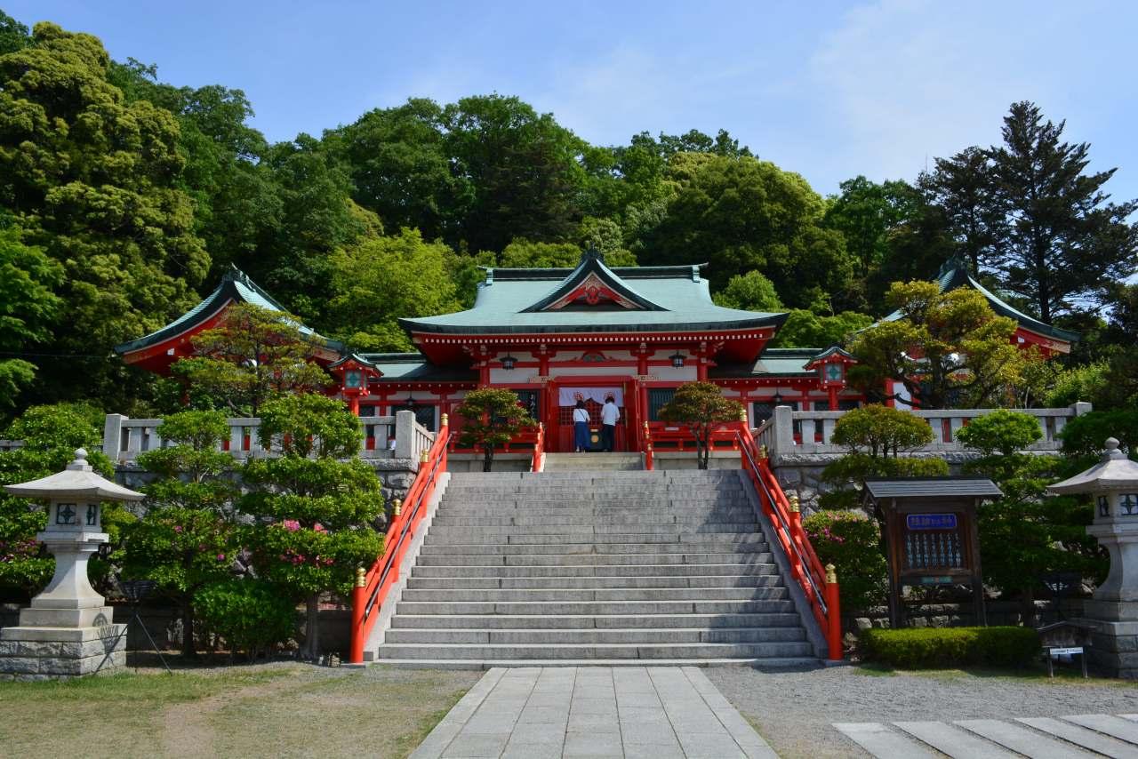 御朱印第20号ー足利織姫神社