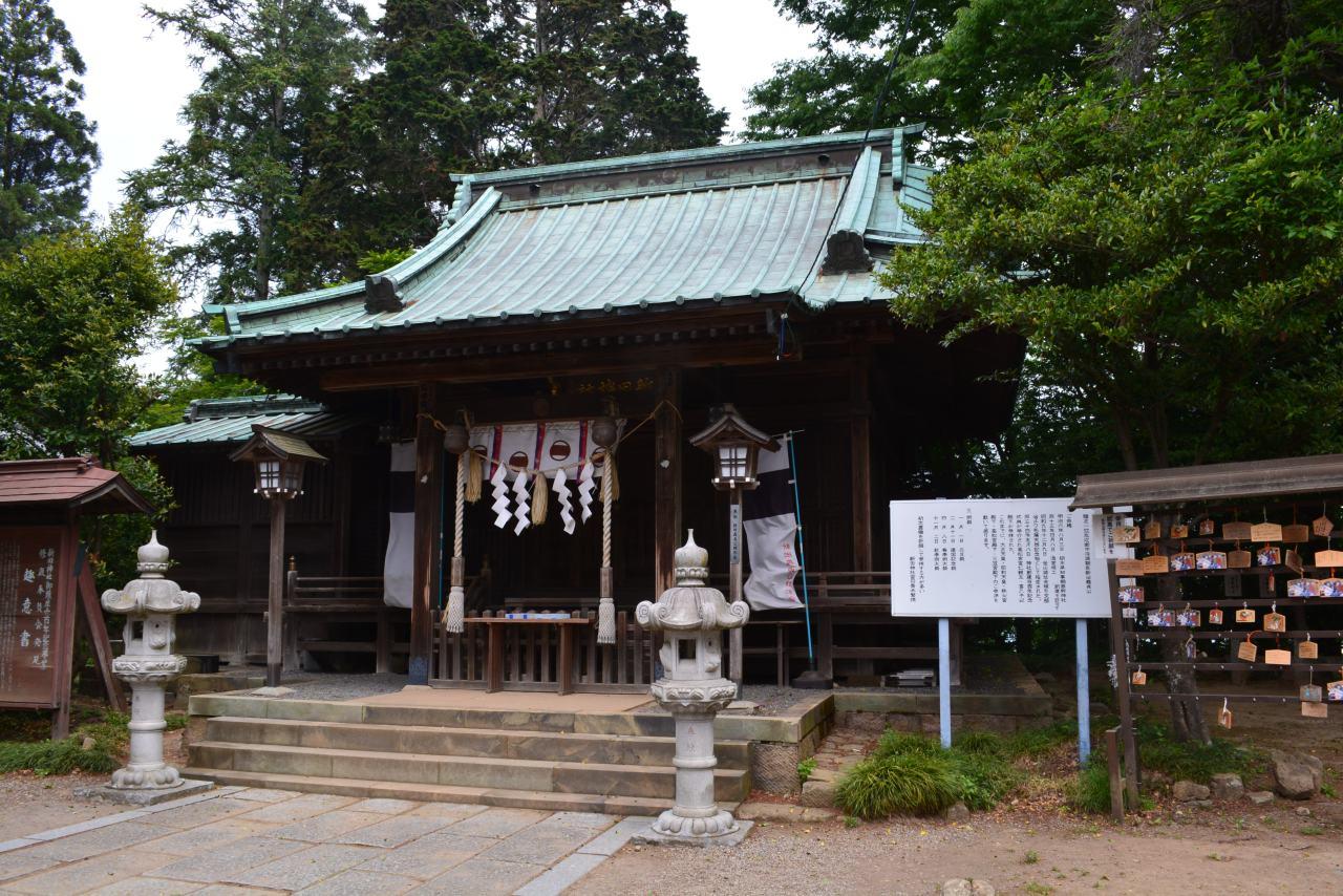 御朱印第21号ー新田神社