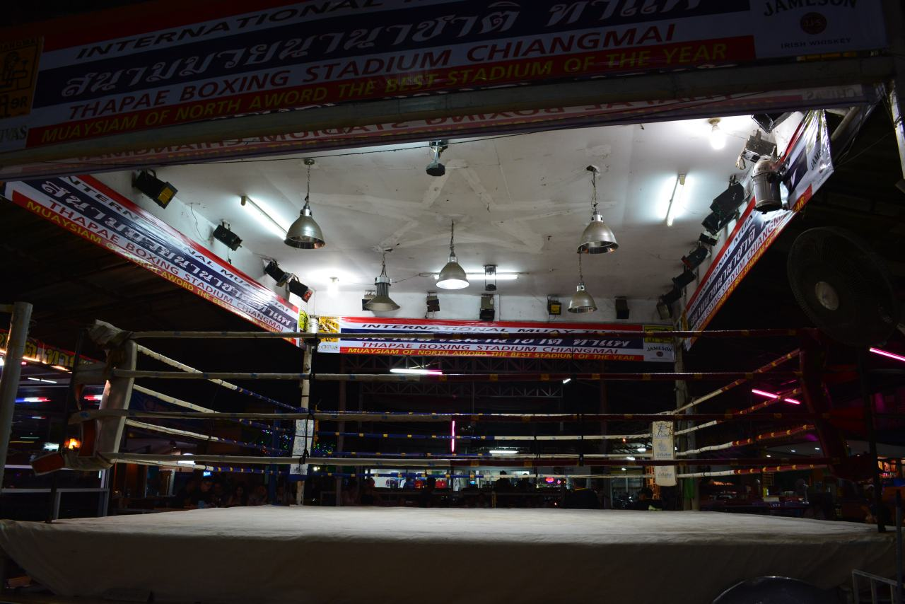 Muay Thai Fights — Chiang Mai