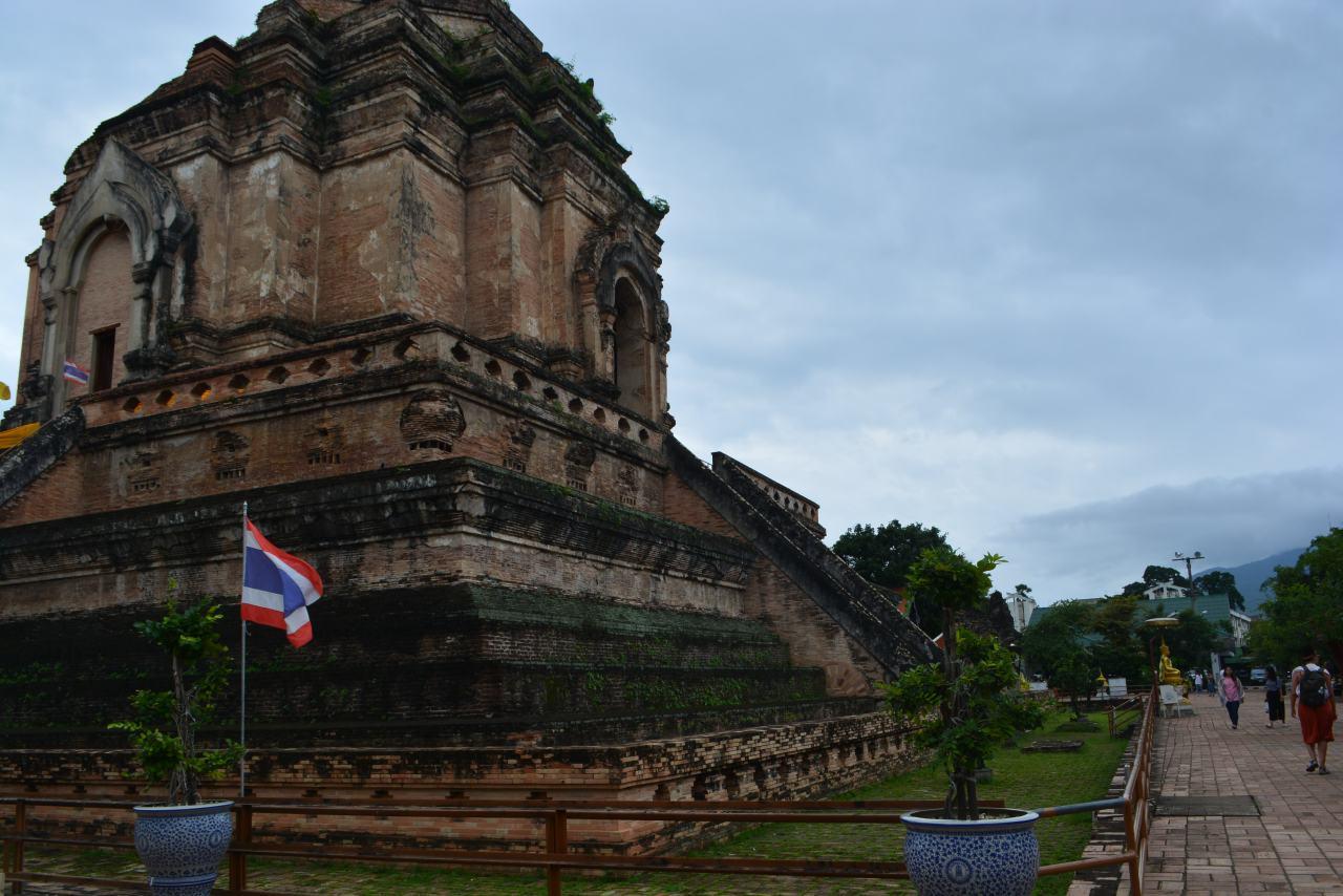 Wat Chedi Luang — ChiangMai