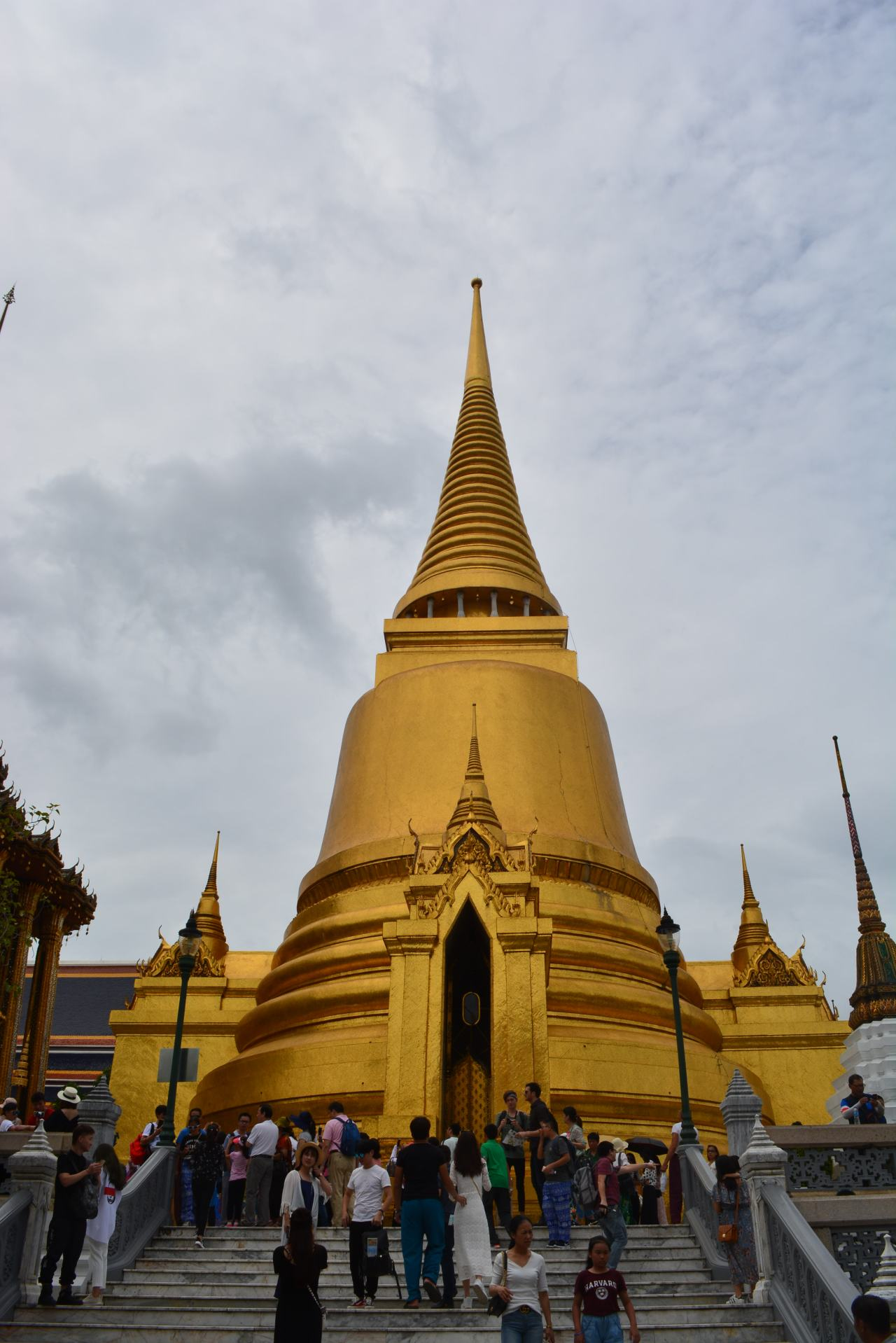 The Imperial Palace —Bangkok