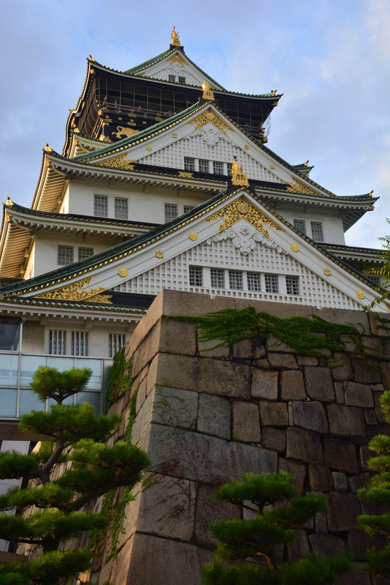 大阪城ー Osaka Castle