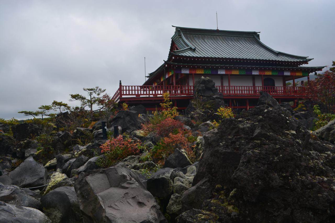 御朱印第37号ー浅間山観音堂
