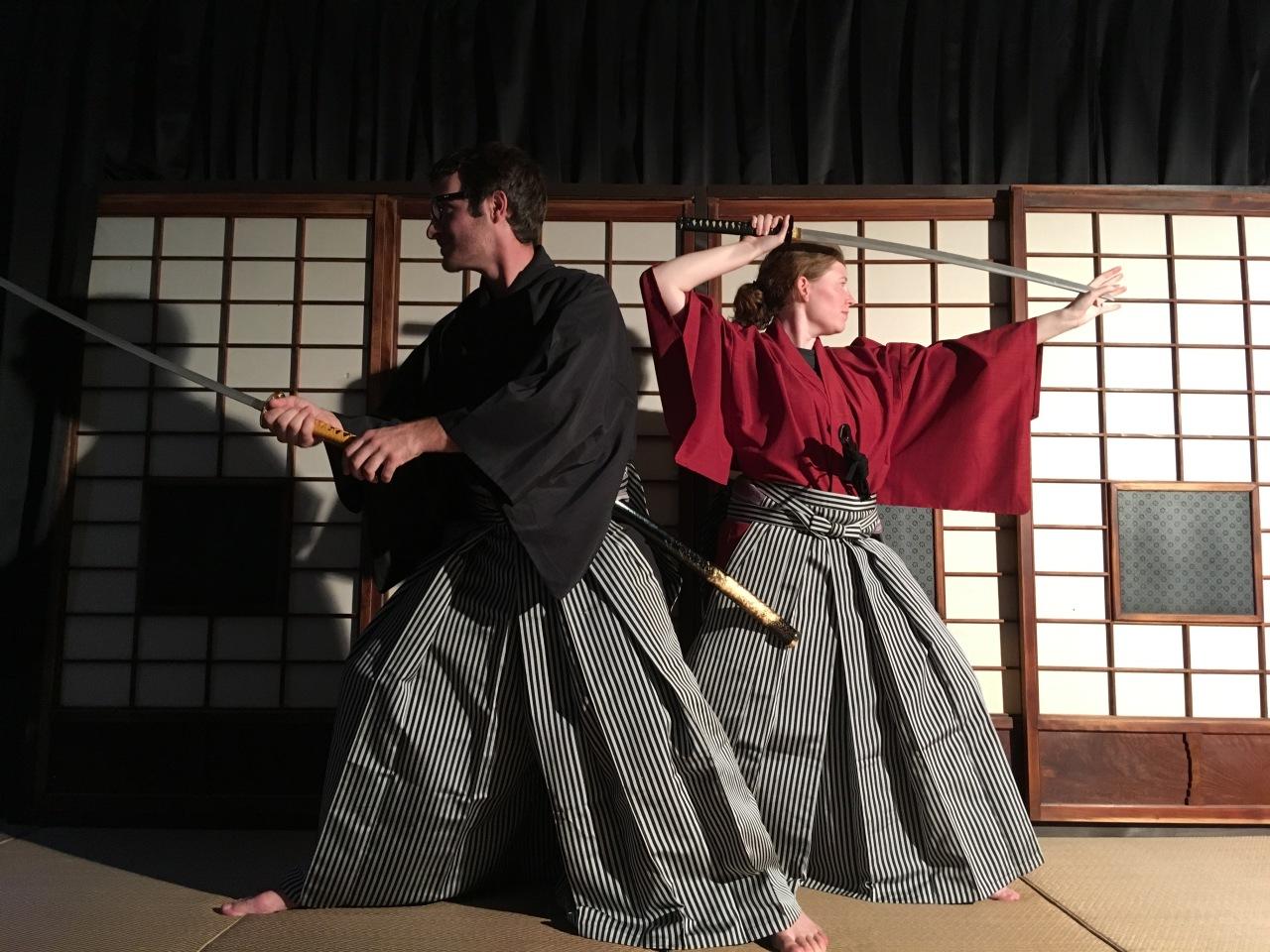 Matsumoto Samurai Experience