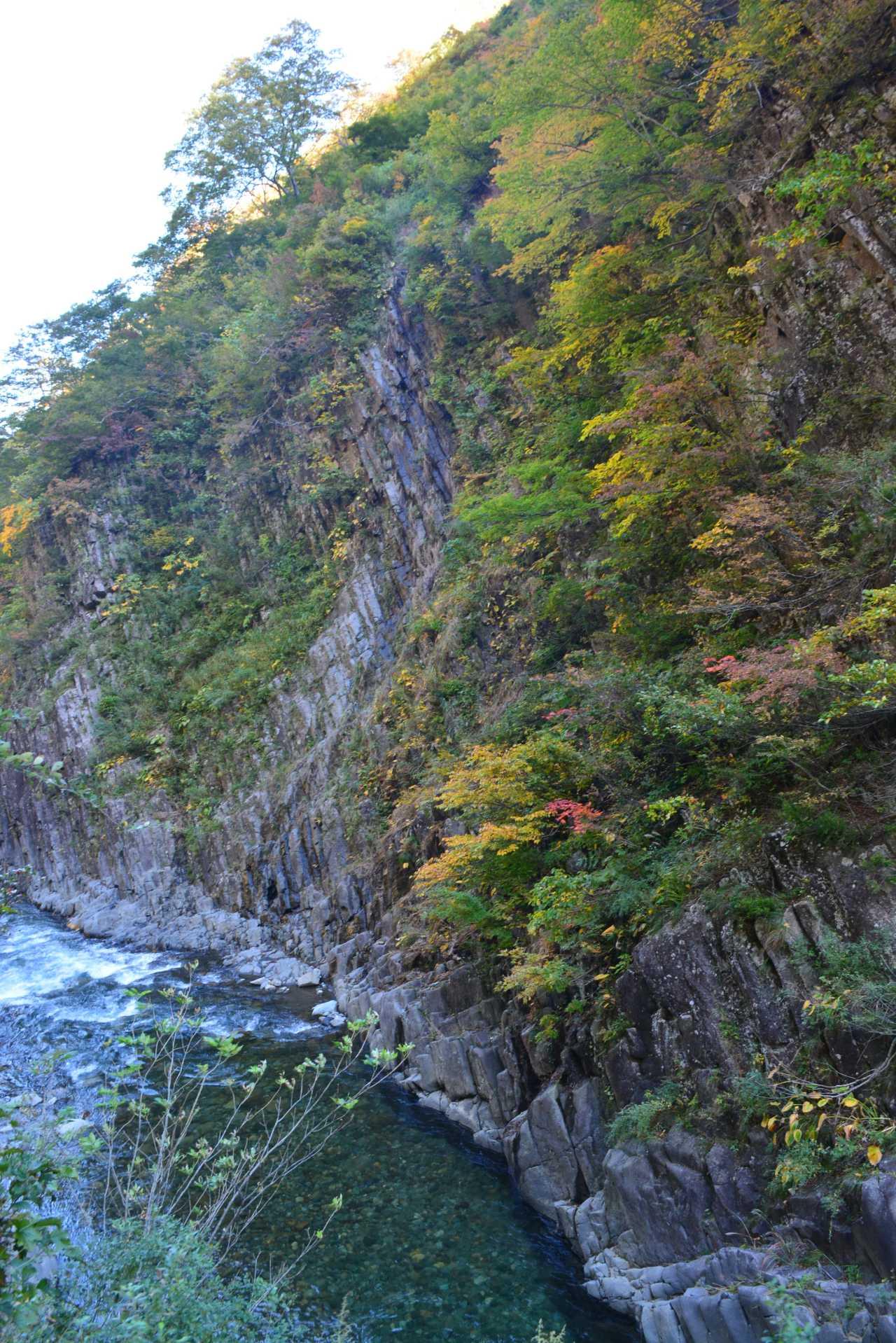 清津渓谷 — KiyotsuGorge