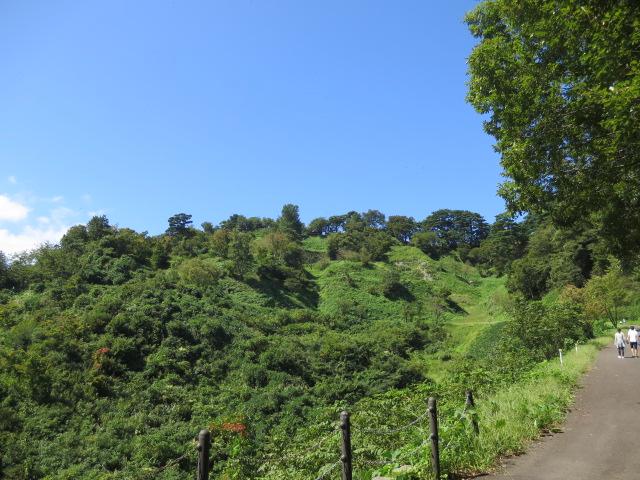 春日山城跡 — Kasugayama CastleRuins