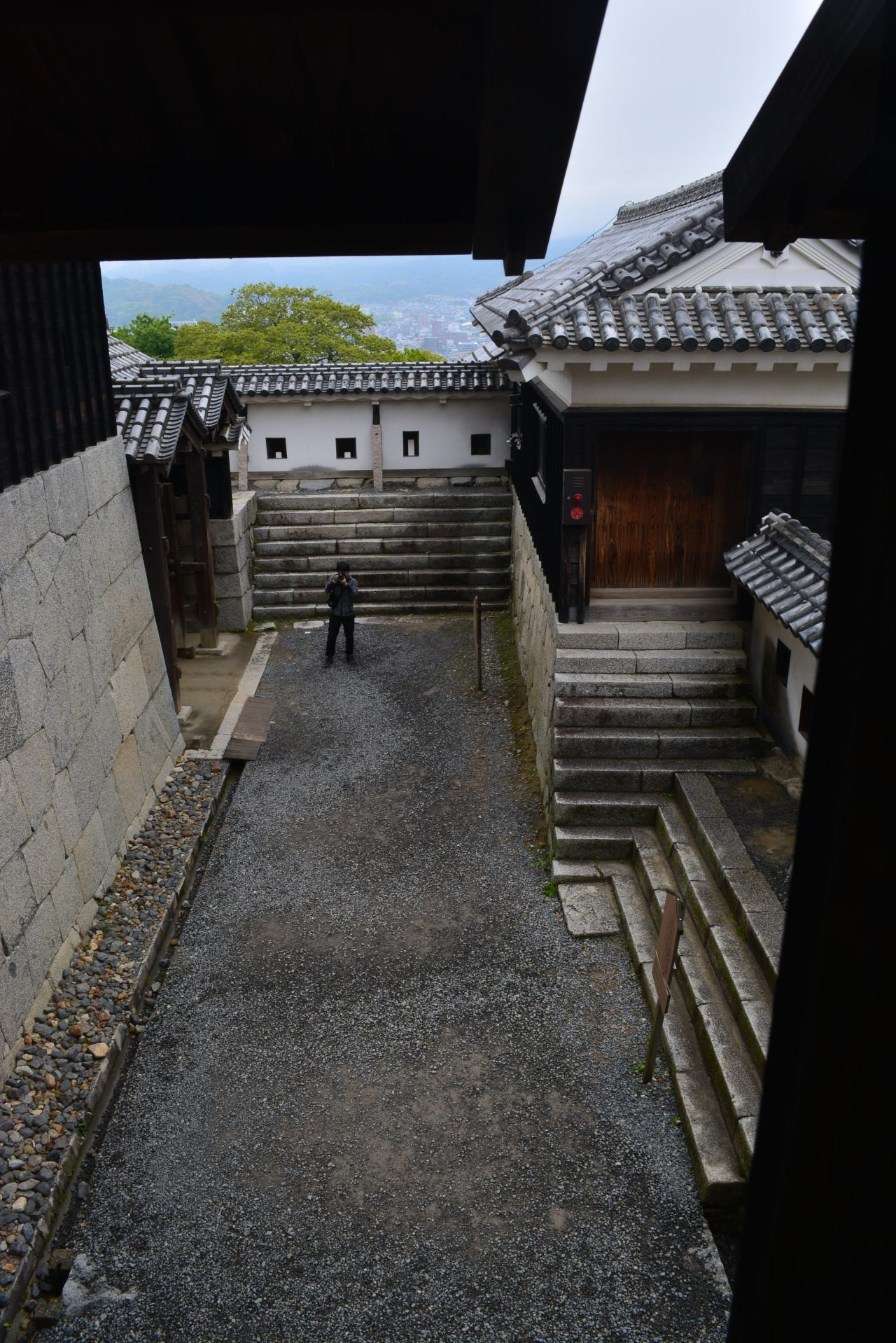 松山城 — MatsuyamaCastle