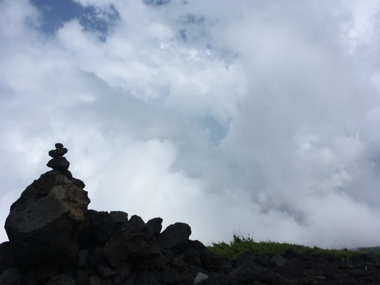 Climbing Mt. Fuji — The Ascent