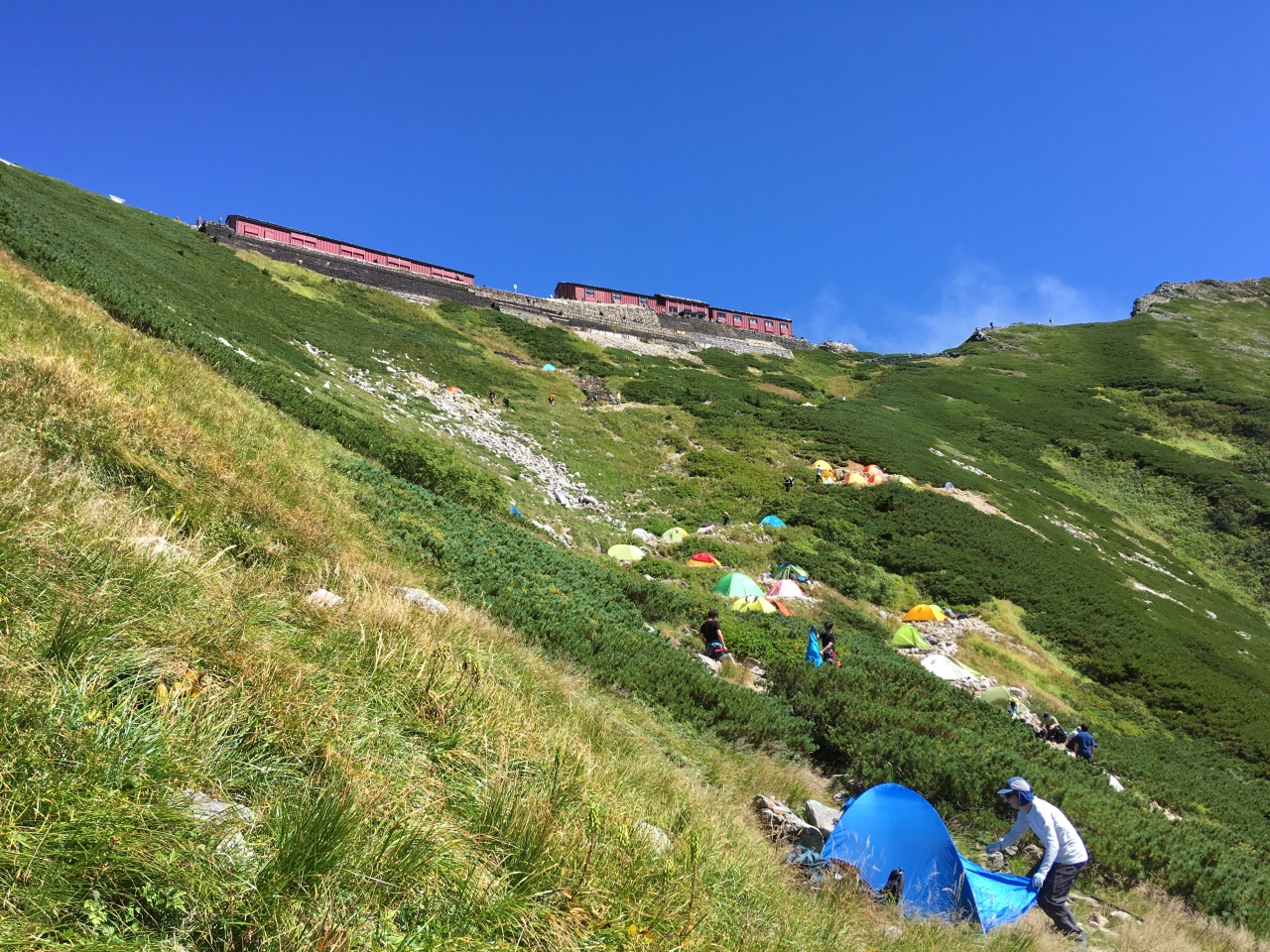 Hiking Karamatsu-Dake — An Adventure into the Northern Alps